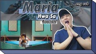 Download Hwa Sa 화사 – Maria 마리아 MV - Korean REACTION Mp3 and Videos