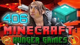 Minecraft: Hunger Games w/Mitch! Game 406 - Diamond Helmet Speed Run!
