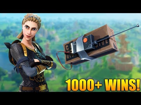 NEW ITEMS TODAY & C4 COMING SOON! - 1000+ Wins - Fortnite Battle Royale Gameplay - (PS4 PRO) thumbnail
