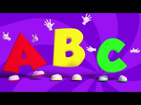 Abc Lagu | Lagu Untuk Anak-anak | Belajar Abjad Inggris | ABC Song | Preschool Songs For Kids
