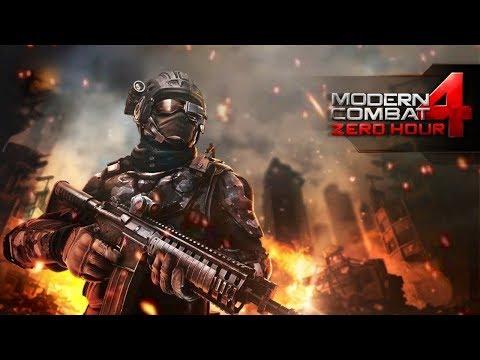 Где скачать Modern Combat 4 (Java) на андроид?