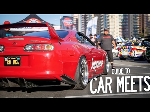 A Guide To Car Meets YouTube - Car meets today