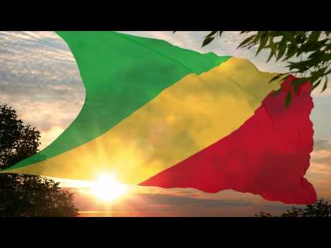 National Anthem Republic of the Congo ✪ Hymne national de la République du Congo (Rep. Kongo)