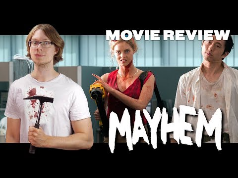 Mayhem - Movie Review streaming vf