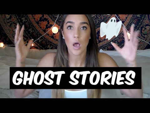 Ghost Stories: LIVING IN A HAUNTED HOUSE