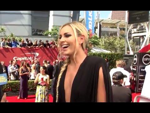 Lindsey Vonn Interview | 2016 ESPYs