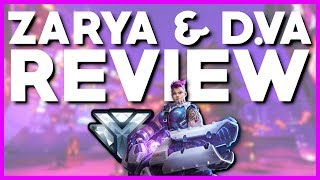 Jayne Reviews Diamond Zarya and D.Va