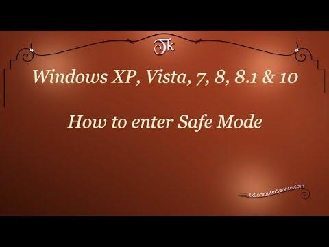 windows-:-how-to-enter-safe-mode-(-windows-xp---windows-10-)