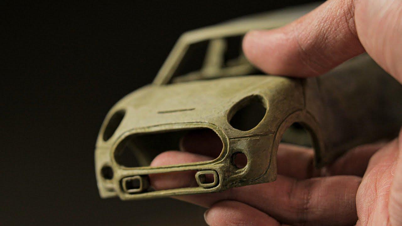 BMW 미니쿠퍼 만들기