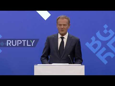Bulgaria: Tusk says EU will remain in Iran deal if country 'committed'