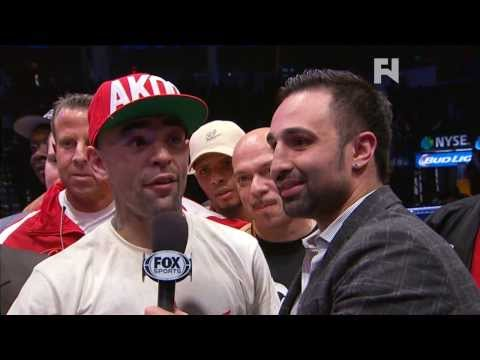 Luis Collazo KOs Victor Ortiz in Two; Should Ortiz Retire?