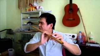 GỢI NHỚ QUÊ HƯƠNG ( sáo trúc La Trầm ) - Huy Hiệu flute /Website :www.saotruchuyhieu.com
