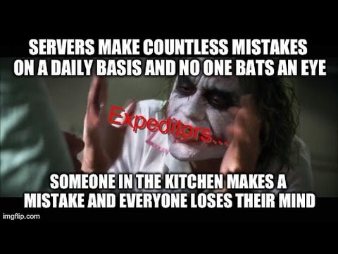 Restaurant Kitchen Jargon restaurant lingo- expo - youtube