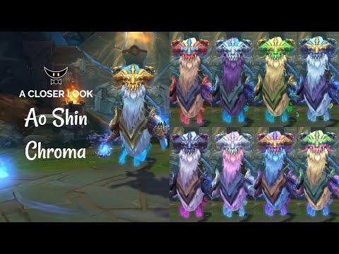 Storm Dragon Aurelion Sol Chromas