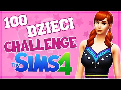 THE SIMS 4 CHALLENGE 100 DZIECI #11 MASAŻ PŁODNOŚCI