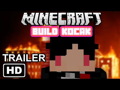 Minecraft Indonesia - Build Kocak [TRAILER]