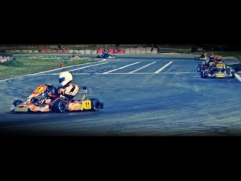 Greek Kart Championship 2016 1st Race