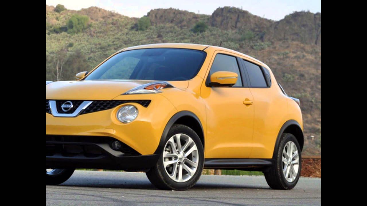 2016 Nissan Juke Solar Yellow - YouTube