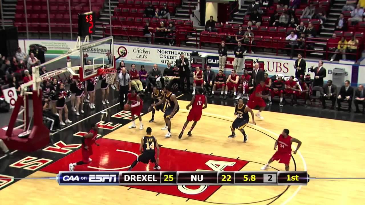 GoNUxstream Game Recap - Men's Basketball vs. Drexel - Feb ...