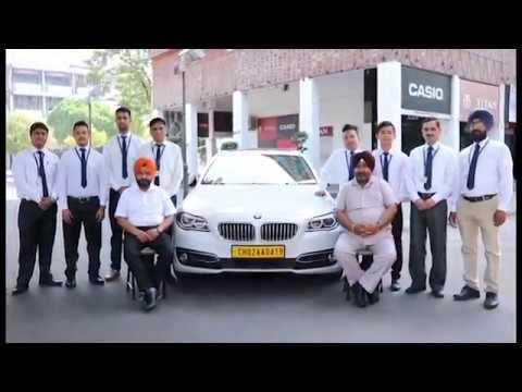 Nanuan Travels Luxury Car Rental Company Chandigarh I Video Shoot By