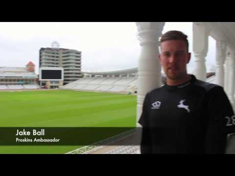 Jake Ball Answers Our Quick Fire Questions