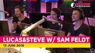 Sam Feldt en Lucas & Steve over hun track
