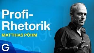So präsentiert ein Profi // Matthias Pöhm