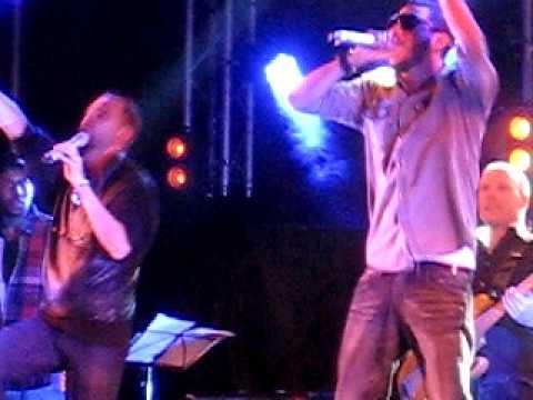 Million Stylez & Joey Fever-Young Gunz Live@Öland Roots 2011