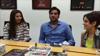 Bin Roye cast in Dubai - Mahira Khan, Humayun Saeed and Armeena Khan