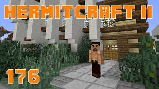 Hermitcraft Ii 176 A New Hermit Joins!