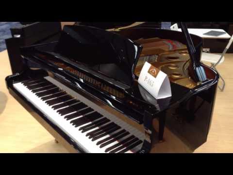 Wilh Steinberg P165 Grand Piano