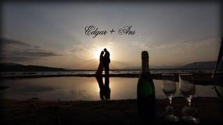Edgar & Ani's Wedding Trailer Yerevan Armenia Самая красивая Армянская свадьба