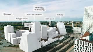 Embassy of Sharing – vårt viktigaste stadsbyggnadsprojekt