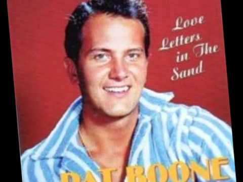 love letters in the sand letters in the sand pat boone 33233
