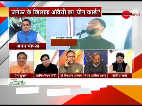 Taal Thok ke: Asaduddin Owaisi slams PM Modi, Rahul Gandhi over temple visits; Watch special debate
