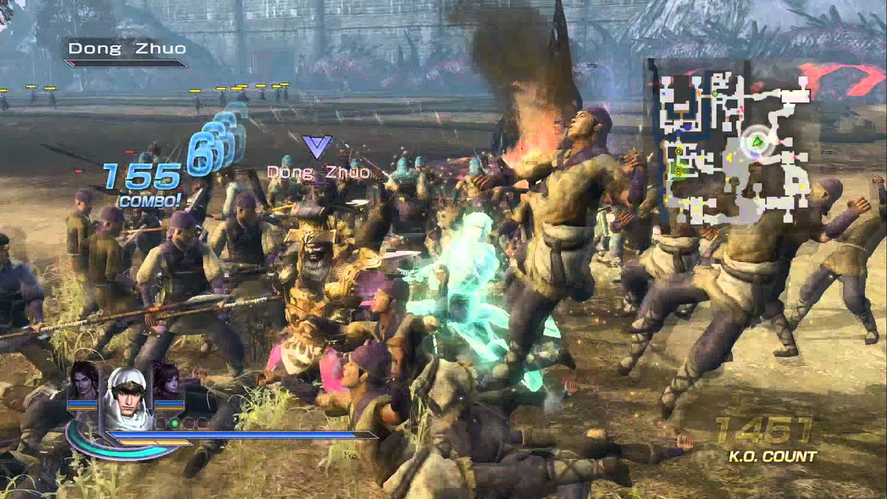 Warriors Orochi 3 Ultimate PSN [+DLC] - Download game PS3 PS4 RPCS3