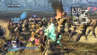 Warriors Orochi 3 Ultimate PS4 HD Gameplay Compilation