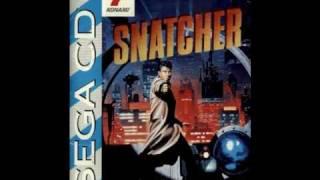 Snatcher - Sega CD - One Night In Neo Kobe City