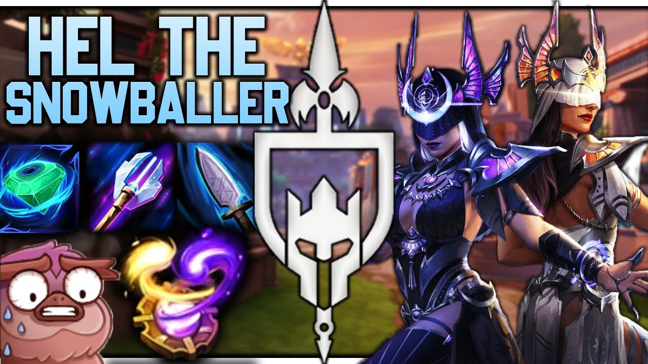 Download HEL IS STILL THE STRONGEST SNOWBALL MID LANE IN THE GAME!