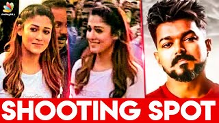 After Vijay, Nayanthara's look Revealed ? | Atlee's Thalapathy 63 | Hot Cinema News
