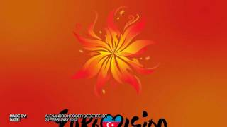 Eurovision Song Contest 2012 (Graphics)