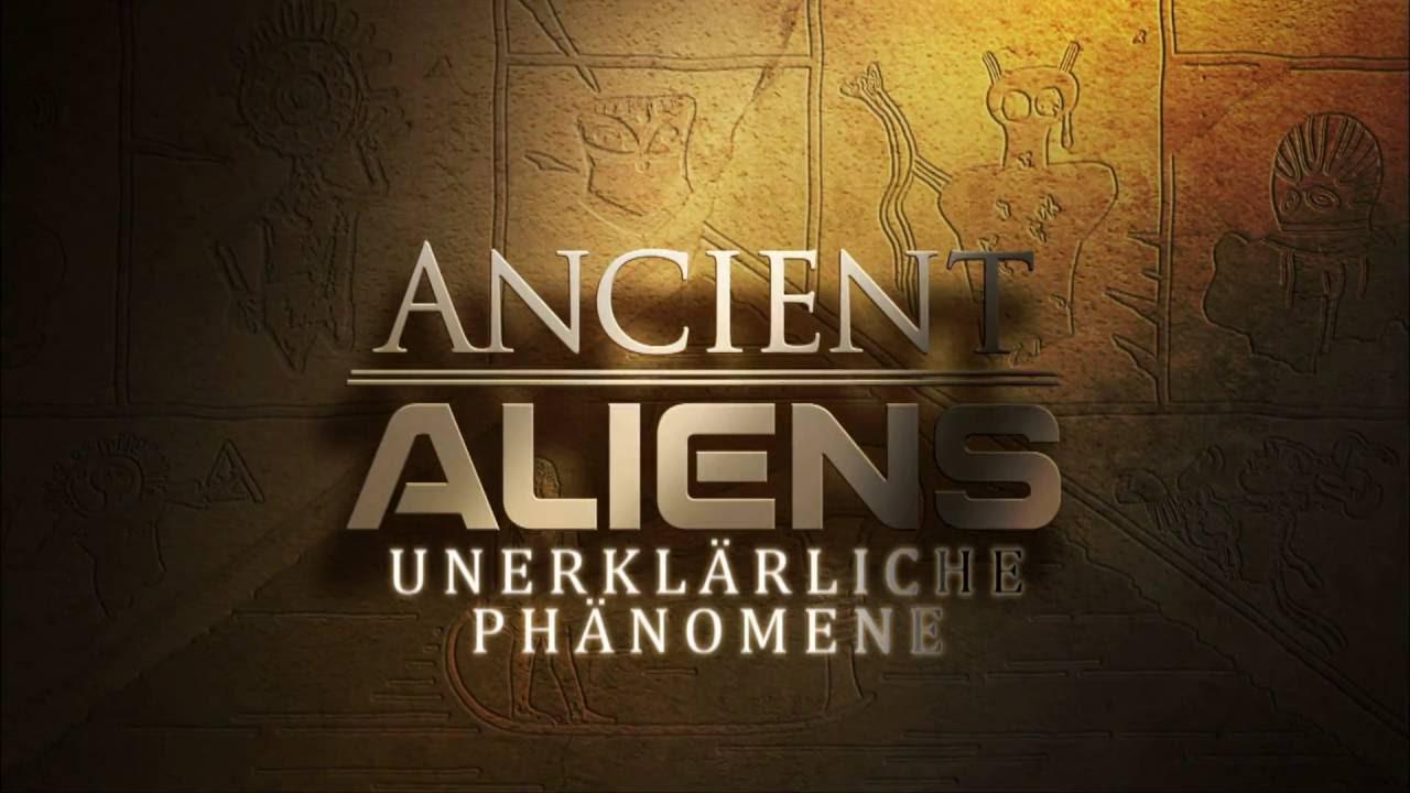 Ancient Aliens Deutsch Staffel 1