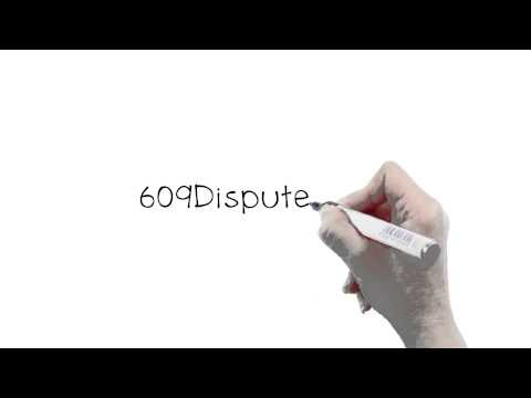 609Disputes.com - Do-It-Yourself Credit Repair Only $49