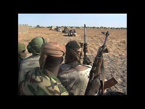Chade luta contra o Boko Haram
