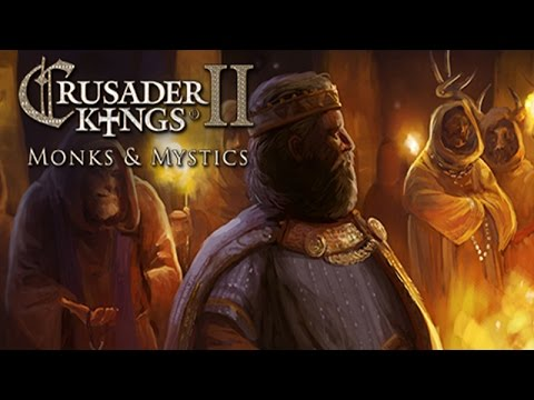 Crusader Kings 2: Monks & Mystics - Alles, Was Ihr Wissen Müsst! (DLC / Infovideo / Tutorial)