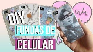 ¡Haz tus propias fundas para celular! |Personaliza tu telefono| Kpop, Tumblr Inspired