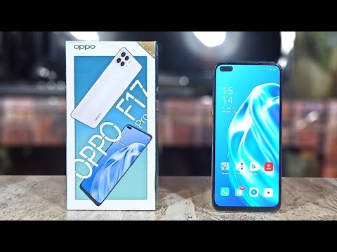 Oppo F17 Pro Unboxing
