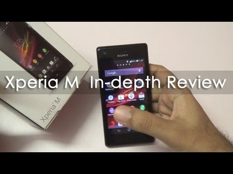 Sony Xperia M Review a Budget Mid-range Android Phone