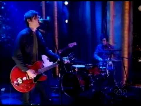 THE STILLS LIVE! ON CONAN O'BRIEN