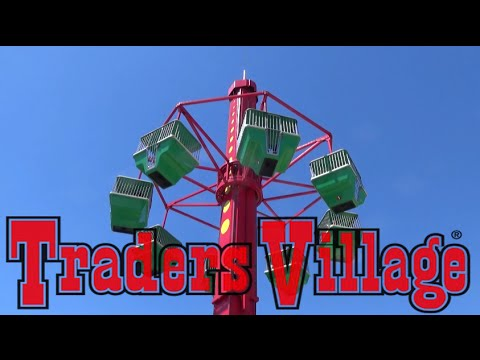 The Rides of Traders Village in Grand Prairie Texas